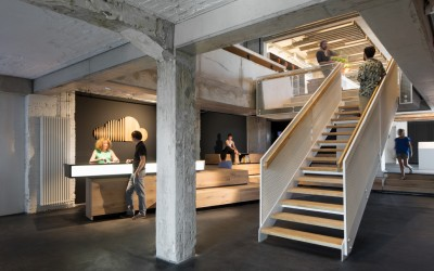 KINZO: SoundCloud Headquarter nominated for Architizer A+ Award